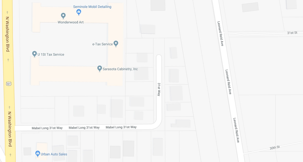 Sarasota Police Investigating Possible Drive-By Shooting