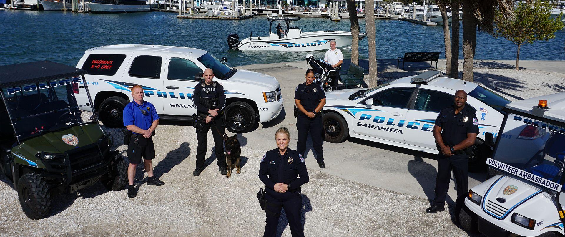 Sarasota FL: Police | Home