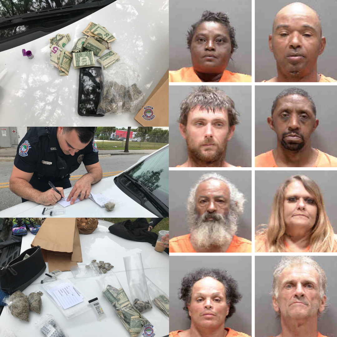 Narcotics Charges Arrest - March 2019