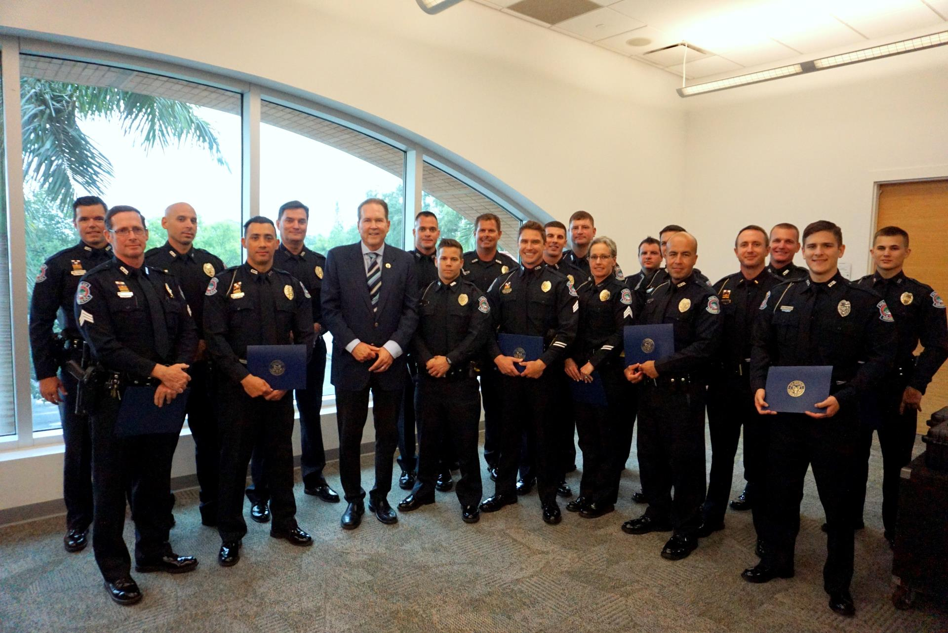 Sarasota Police Honored at 16th District Congressional Law Enforcement Awards