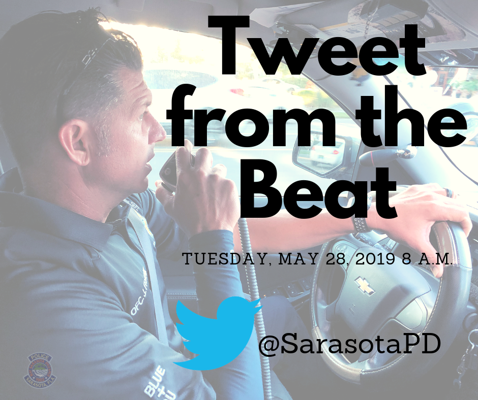 Tweet from the Beat Graphic