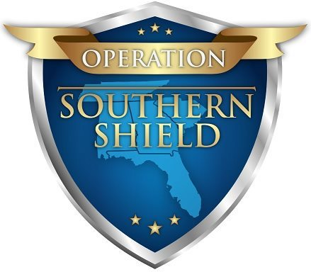 Sarasota Police Department taking part in Operation Southern Shield 2019